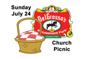 Church Picnic Logo for Box 2016