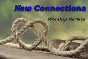 New Connections Worship Service Logo