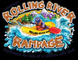 Rolling River Rampage Logo