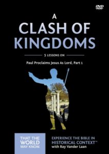 Cover for A Clash of Kingdoms