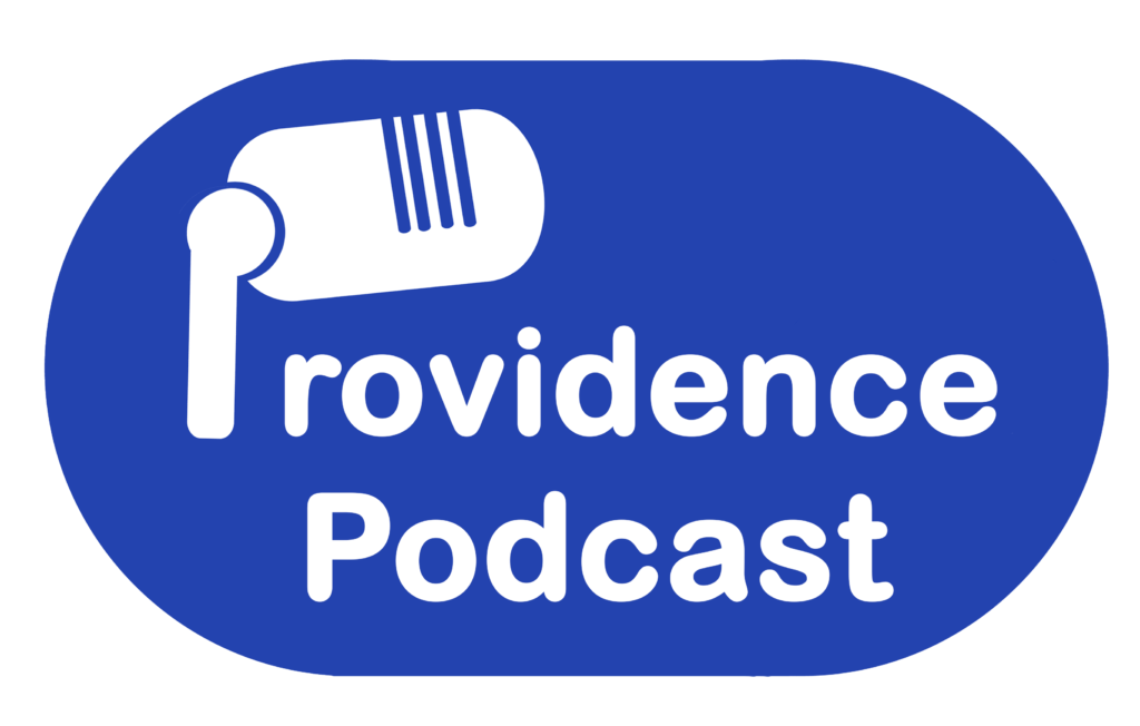 Logo for Providence Podcast